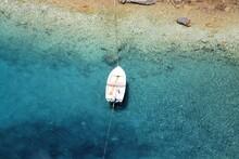 Sloop In The Zavratnica Bay, J...
