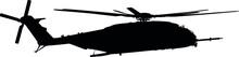 Heli Sikorsky CH-53 Marines Mi...