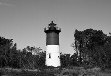 Massachusetts Lighthouses, Nau...