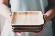 Betel Palm Leaf Plate (Biodegr...