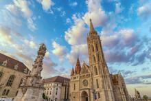 Budapest Hungary, City Skyline...