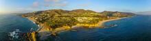 A Stunning Panoramic Aerial Sh...