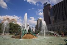 View Of Philadelphia City Hall...