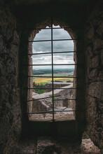 Window Of Castle Choustnik, Cz...