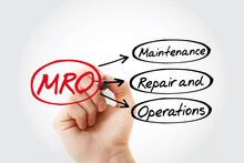 MRO - Maintenance, Repair, And...