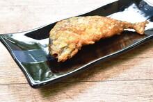 Batter Fried Mackerel Coating ...