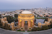 San Francisco Landmark In The ...