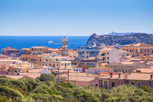 View Of Santa Teresa Gallura, ...