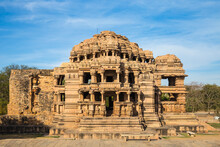 Sasbahu Temple, Gwalior Fort, Gwalior, Madhya Pradesh, India