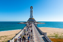 Giant Buddhist Statue In The S...