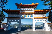 Syuentzang Temple, Sun Moon La...