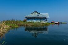 Fisher House On A Phumdi (floa...
