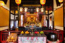 God Of War Temple, Tainan, Taiwan