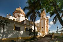 Parroquia Santa Maria Magdalena Church, Xico, Veracruz, Mexico
