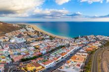 Morro Jable And Playa Del Mato...