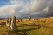 Ancient Prehistoric Standing S...