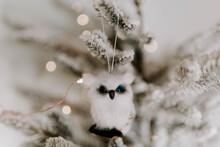 A Minimal Christmas Tree