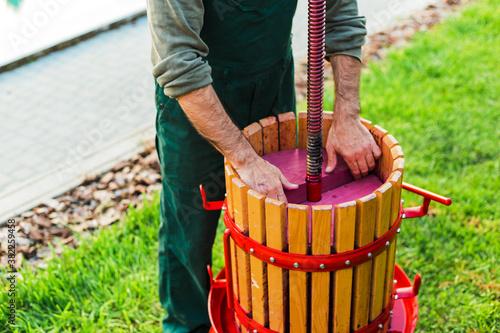 Fotografija Winepress machine