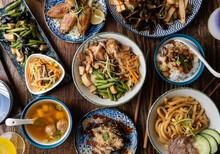 Taiwanese Cuisine And Food