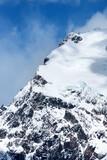 Mountain summit in El Chalten, Patagonia, Argentina