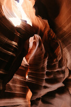 Vertical View Of Upper Antelop...