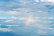 A Rainbow In The Sky