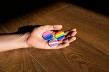 LGBTQI Badges