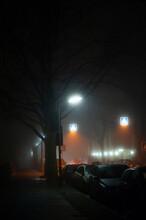 Foggy Night In Berlin