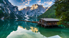 Lake Braies (Lago Di Braies) I...