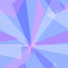 Violet, Blue, Lavender, Pink T...