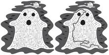 Ghost Maze