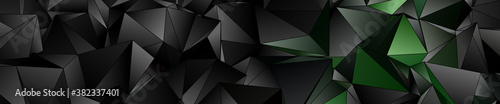 Photo Abstract Low-Poly background