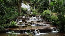 Pha Charoen Waterfall A Touris...