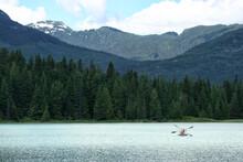 Kayac En El Lago