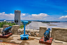 Panorama Of Guayaquil River Vi...