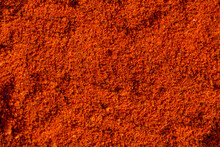 Pile Dried Crushed Hot Red Pep...