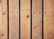 Wooden Deck Boards With Screws