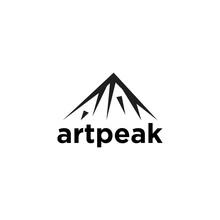Mountain Logo And Artpeak Vect...