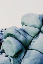 Sculpted Granite Rock Formatio...
