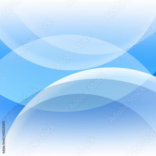 円の構成 Fototapet