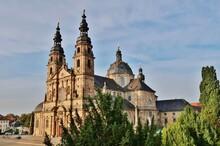 Fulda, Dom St. Salvator, Nordo...
