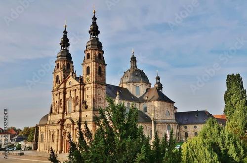 Photo Fulda, Dom St. Salvator, Nordostansicht