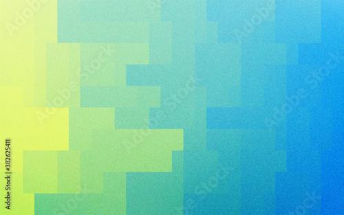 Papel de parede 背景素材:淡い黄緑と青のグラデーションの幾何学模様