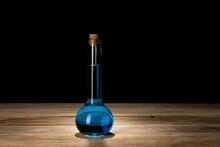Still Life Of Bottle Of Poiso...