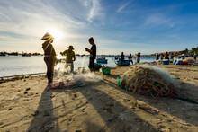 Fisherman From Vietnam Are Rep...