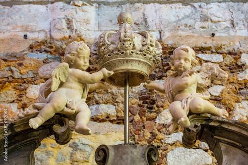 Foto Convento do Carmo  in Lissabon