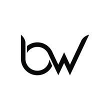 Illustration Vector Graphic Of Logo Letter Bw