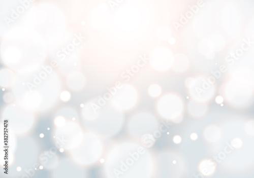 Fotografija 背景素材 壁紙 キラキラした光の粒 ブルーグレー