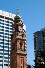 Sydney Australia, View Of A Vi...