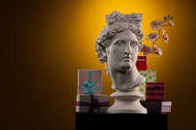 Statue Of Apollo Belvedere In ...